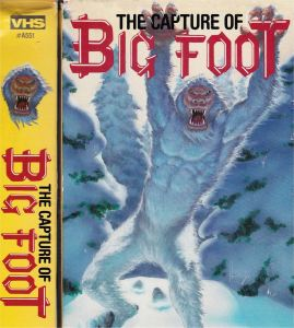 rebane capture of bigfoot
